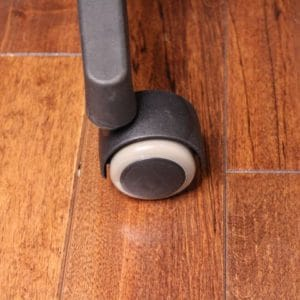 Replacement office chair caster wheels